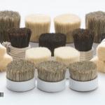 doğal fırça kılları